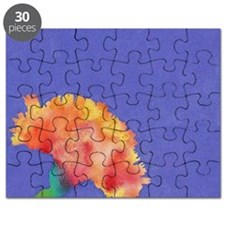 Blooming Carnation Puzzle