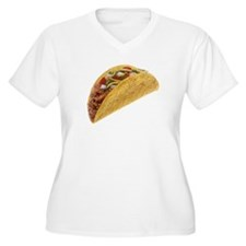 Taco Plus Size T-Shirt