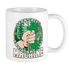 Lean Green Machine Mug