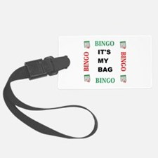 Bingo - Its My Bag Luggage Tag