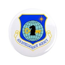 "Air Intelligence Agency 3.5"" Button"