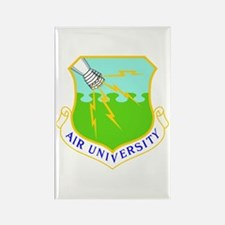 Air University Rectangle Magnet