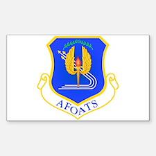 AFOATS Sticker (Rectangle)