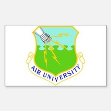 Air University Sticker (Rectangle)