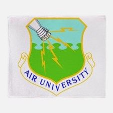 Air University Throw Blanket