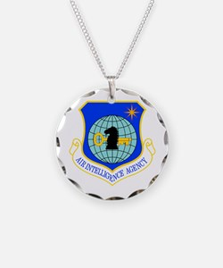 Air Intelligence Agency Necklace