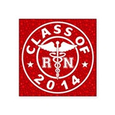 Class Of 2014 RN Sticker