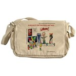 Huckabee Libido Messenger Bag