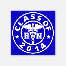 Class Of 2014 RN Sticker
