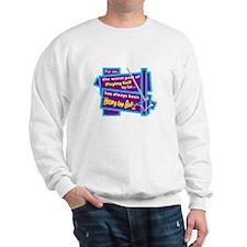 Hitting The Ball/Dave Barry Sweatshirt