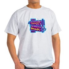 Hitting The Ball/Dave Barry T-Shirt