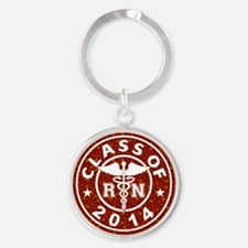 Class Of 2014 RN Keychains