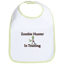 Zombie Hunter In Training Bib