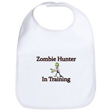 Zombie Hunter in Training Bib
