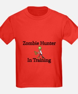 Zombie Hunter In Training T