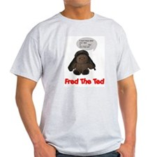 "In a Nutshell ""Fred the Ted"" T-Shirt"