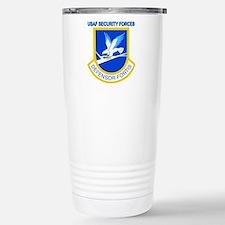 Defensor Fortis Stainless Steel Travel Mug