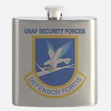 Defensor Fortis Flask