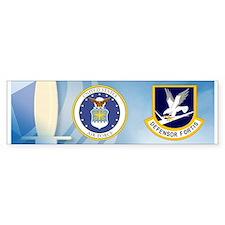 Defensor Fortis Bumper Sticker