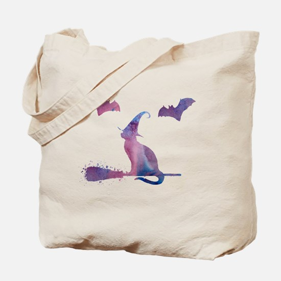 Cute Halloween themes Tote Bag