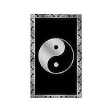 Yin yang 3x5 Rugs