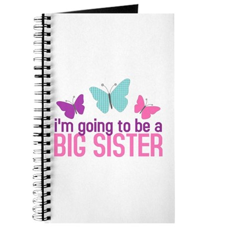 butterfly big sister to be Journal