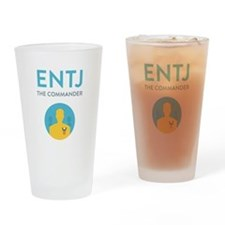 ENTJ Drinking Glass