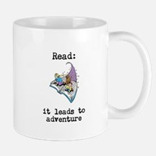 Read: It Leads to Adventure Mugs