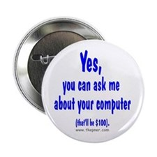 Yes ($100) Button