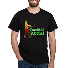 Zombies Rock! T-Shirt