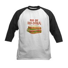 Full Of Bologna Baseball Jersey