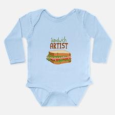 Sandwich Artist Body Suit
