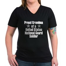 Proud NG Grandma Star Shirt