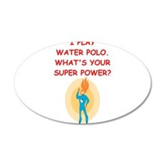 WATERPOLO Wall Decal