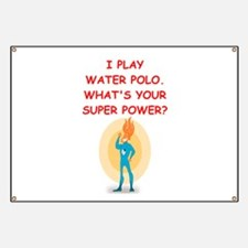 WATERPOLO Banner
