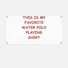 WATER Banner