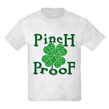PINCH PROOF St. Patrick's Day T-Shirt