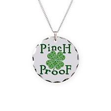 PINCH PROOF St. Patrick's Da Necklace