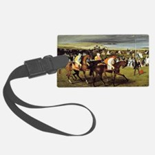 Degas - At the Races, The Start Luggage Tag