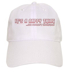 It's A Nappy Thing Baseball Cap