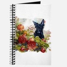 Vintage Scottish Terrier Journal