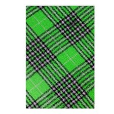Checkered 002 Postcards (Package of 8)