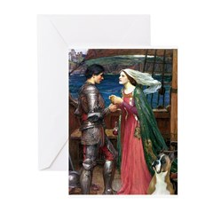 Knight & Boxer Greeting Cards (Pk of 10)