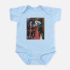 Knight & Boxer Infant Bodysuit