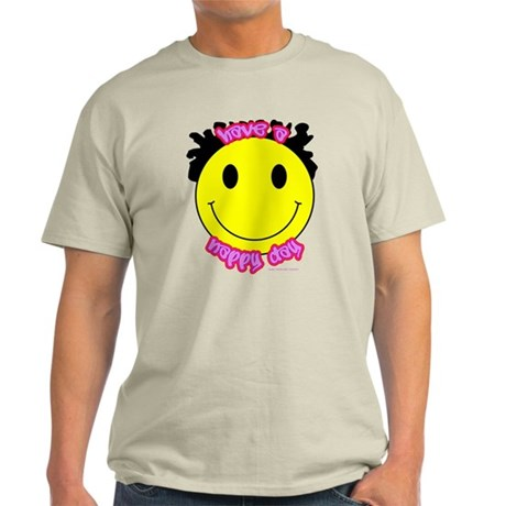 Have A Nappy Day Light T-Shirt