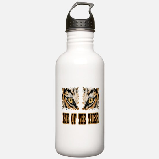 Eye Of The Tiger Sports Water Bottle