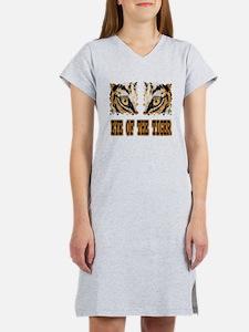 Eye Of The Tiger Women's Nightshirt