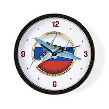 Su-27 Flanker (CyxoN Cy-27) Wall Clock