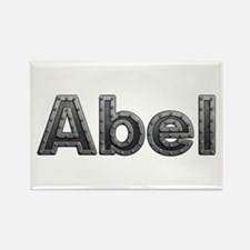 Abel Metal Rectangle Magnet