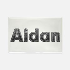 Aidan Metal Rectangle Magnet